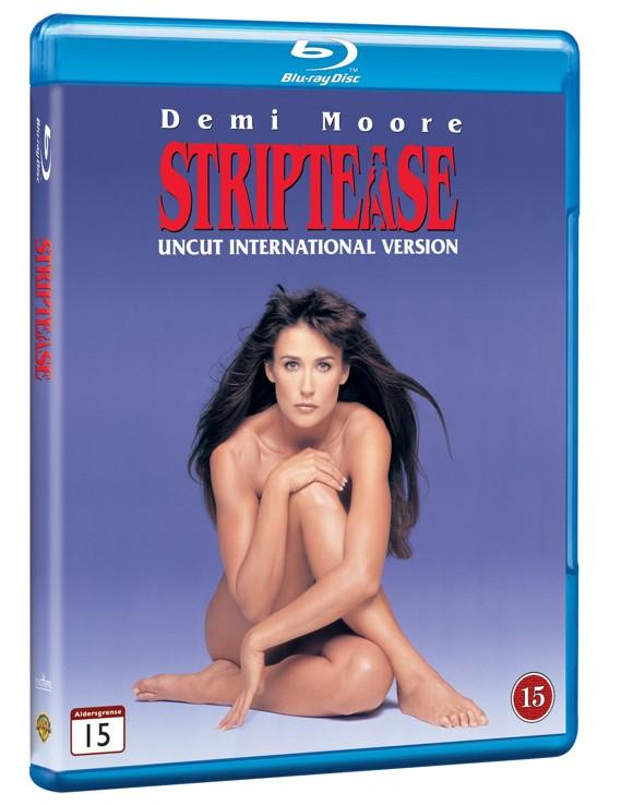 Striptease - Blu ray