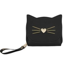 Top Model - Wallet Cat - Black (0410702)