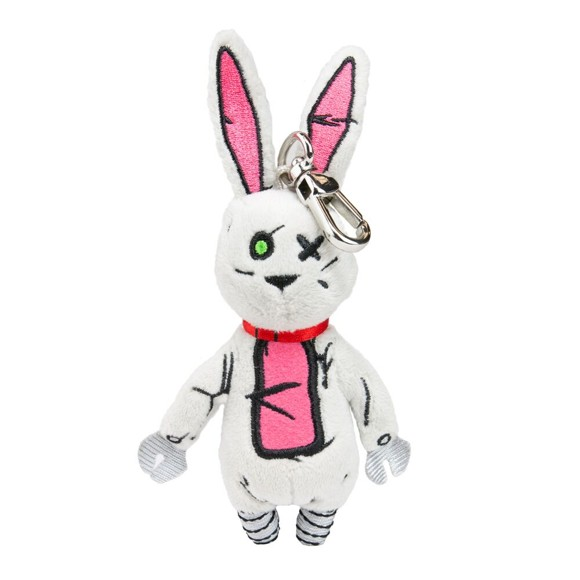 Borderlands 3 Tiny Tina Rabbit Keyring Plush