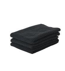 Zone Denmark - Kitchen Cloth 3 pcs - Black (330409)