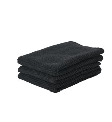 Zone - Kitchen Cloth 3 pcs - Black (330409)