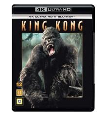 King Kong (Peter Jackson) (4K Blu-Ray)