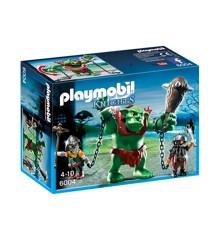 Playmobil - Kæmpe trold med dværgkæmpere (6004)