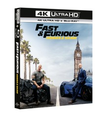 Fast & Furious Presents: Hobbs & Shaw (Uhd+Bd)