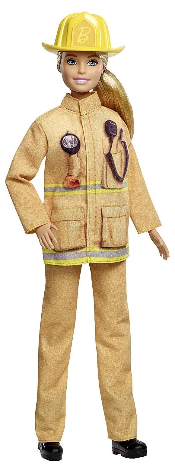 Barbie - Storytelling Pack - Firefighter (GFX29)