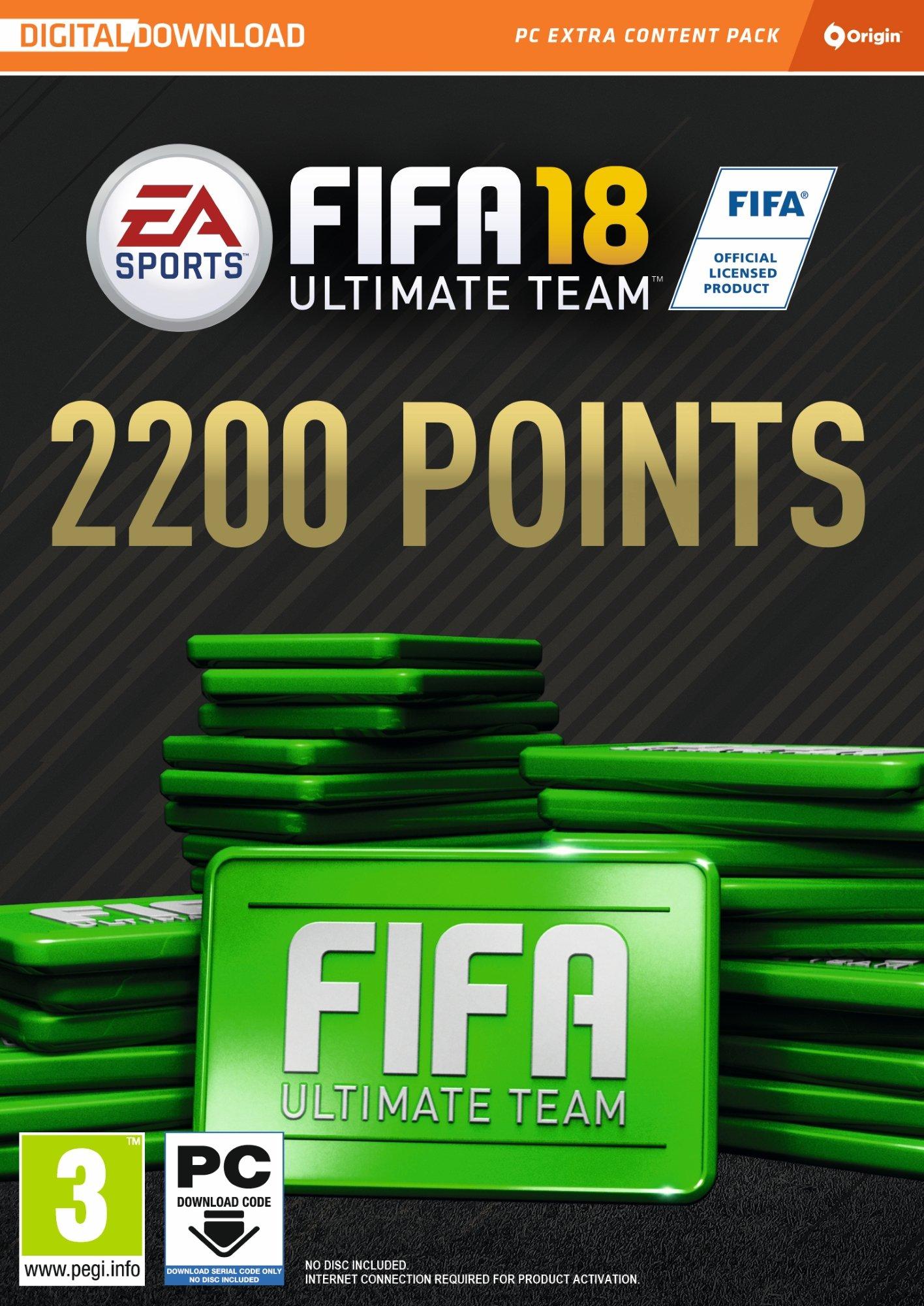 Fifa 18 Fifa Points
