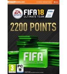 Fifa 18 - 2200 Fifa Points