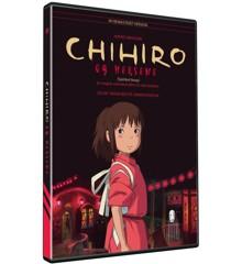 Chihiro og heksene - DVD