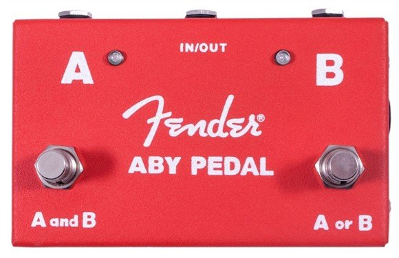 Fender - ABY - Footswitch