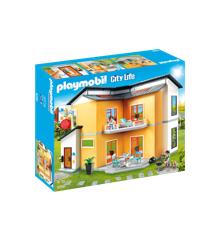 Playmobil - Moderne ejendom (9266)