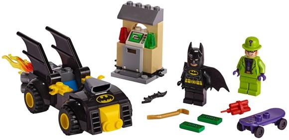 LEGO Super Heroes - Batman og Gækkerens røveri (76137)