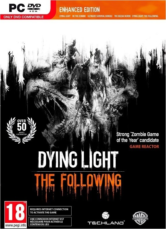 Dying Light: The Following - Enhanced Edition (Code via Email)