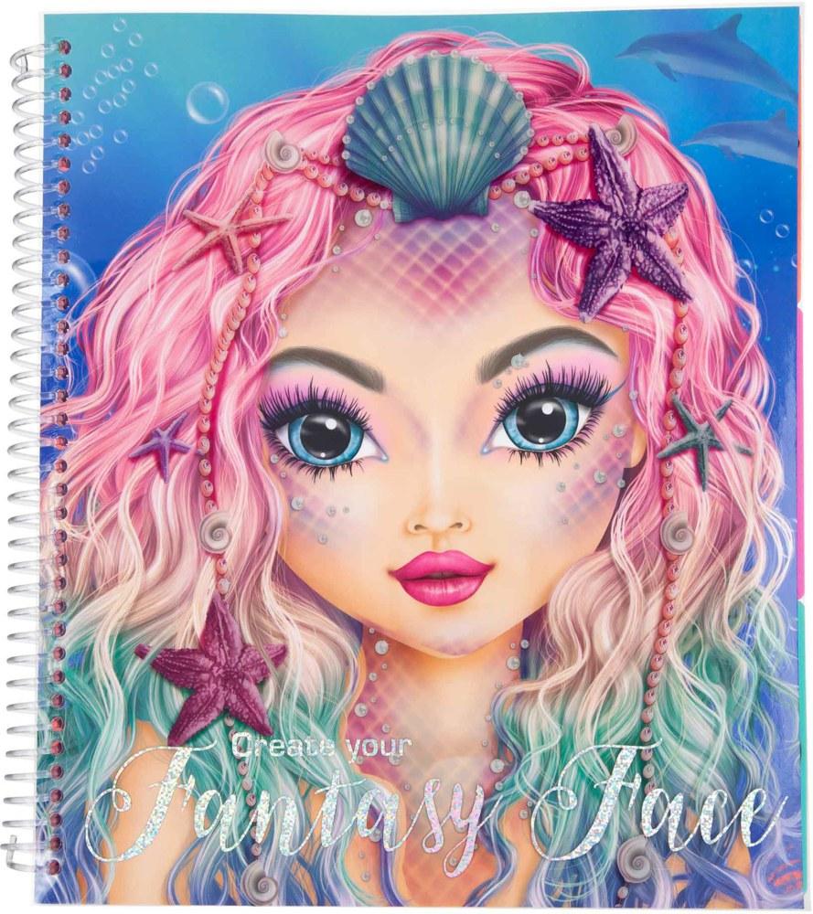 Top Model - Fantasy Face Design Book (0410440)
