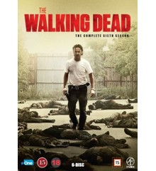 The Walking Dead - Season 6 - DVD