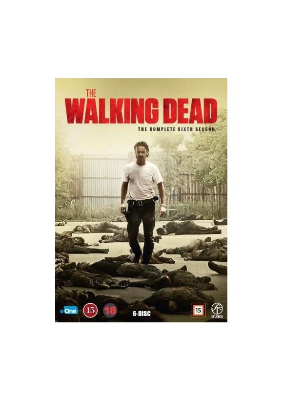 The Walking Dead - Season 6 - DVD