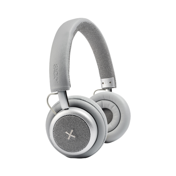 Sackit - TOUCHit Headphones Silver
