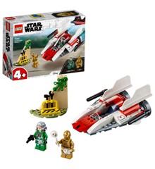 LEGO Star Wars - Oprørernes A-wing-stjernejager (75247)