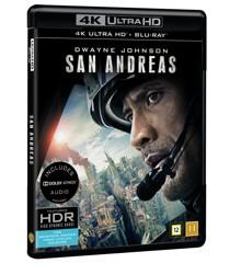 San Andreas (4K Blu-Ray)