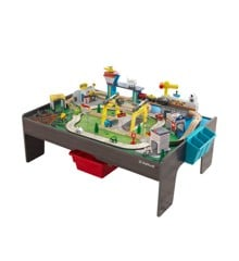 KidKraft - My Own City Vehicle and Activity Table (18026)