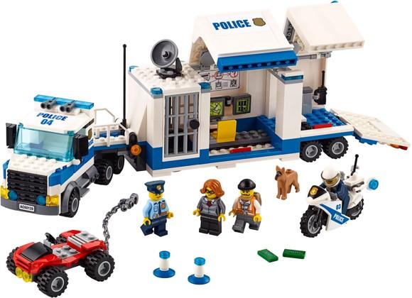 LEGO City - Mobile Command Center (60139)