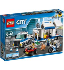 LEGO City - Mobile Command Center (60139)