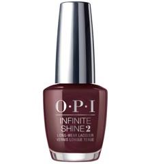OPI - Infinite Shine 2 Gel Polish - Black To Reality