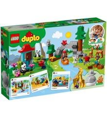 LEGO DUPLO - Verdens dyr (10907)