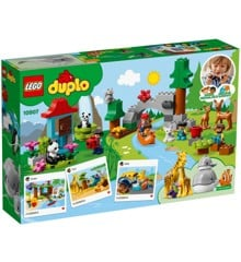 LEGO DUPLO - World Animals (10907)