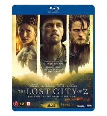 Lost City of Z, The (Blu-ray)