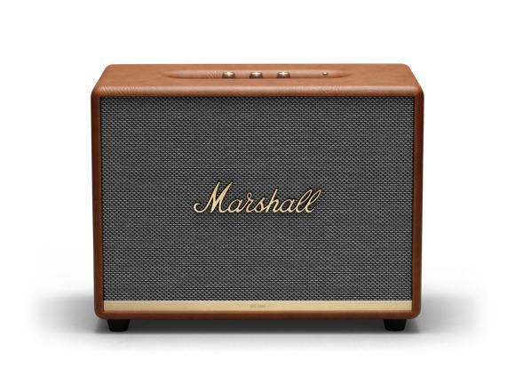 Marshall - Woburn II Hi-Fi Speaker (Brown)