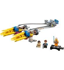 LEGO Star Wars - Anakin's Podracer – 20-års Jubilæumsudgave (75258)