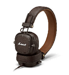 Marshall - Major III On-Ear Headphones Brown