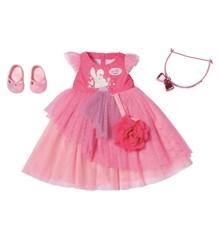 Baby Born - Pink Balkjole (43 cm)