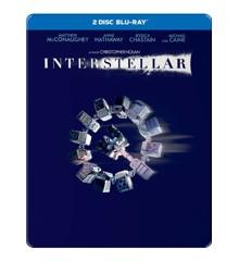 Interstellar - Limited Steelbook (Blu-Ray)