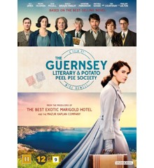 Guernsey Literary and Potato Peel Pie Society, The - DVD