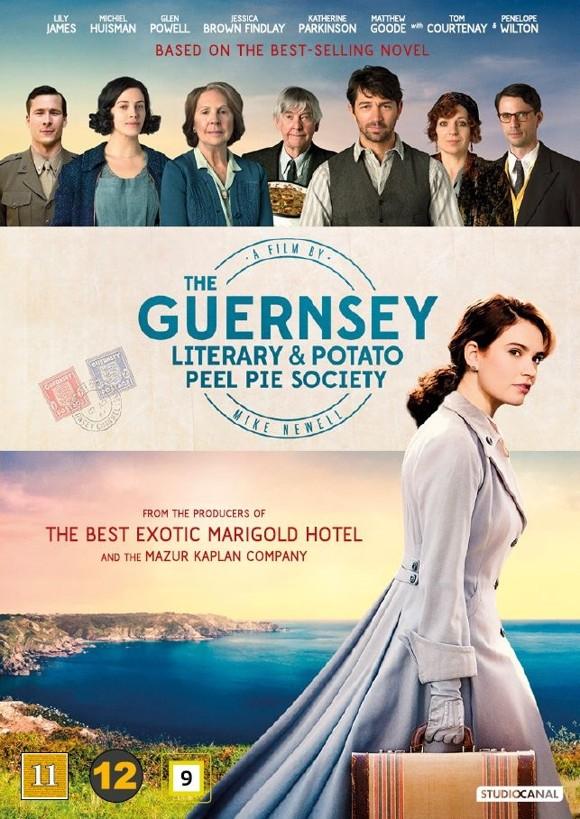 Guernsey Literary and Potato Peel Pie Society, The - DVD