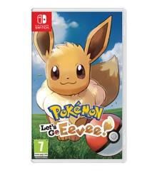 Pokemon: Let's Go, Eevee! (UK, SE, DK, FI)