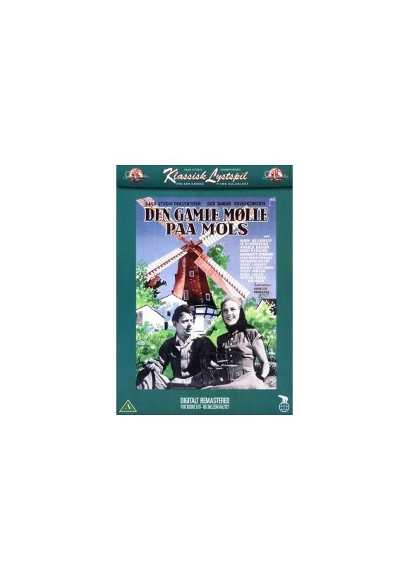 Den Gamle Mølle Paa Mols - DVD