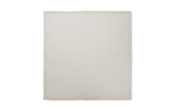 Normann Copenhagen - Slumber Bedcover 250 x 250 cm - Weave Warm Grey (620512)