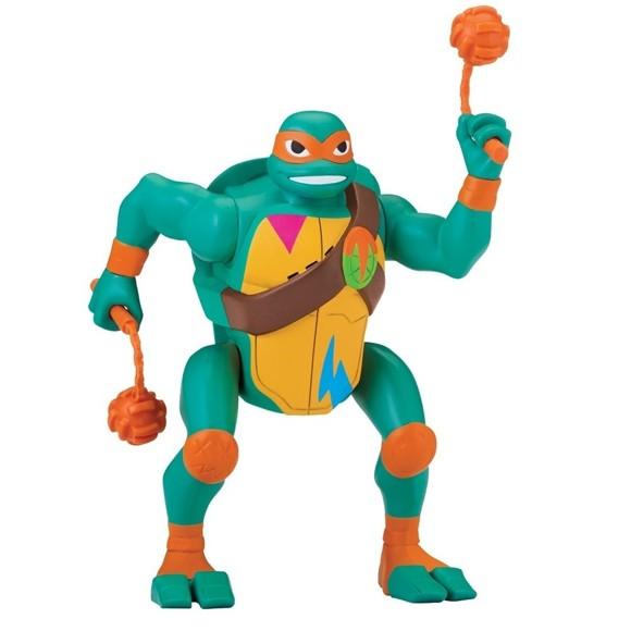 Rise of the Teenage Mutant Ninja Turtles - Deluxe Ninja Michelangelo
