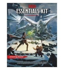 Dungeons & Dragons - Essentials Kit - 5th Edition (D&D) (WTCC7008)