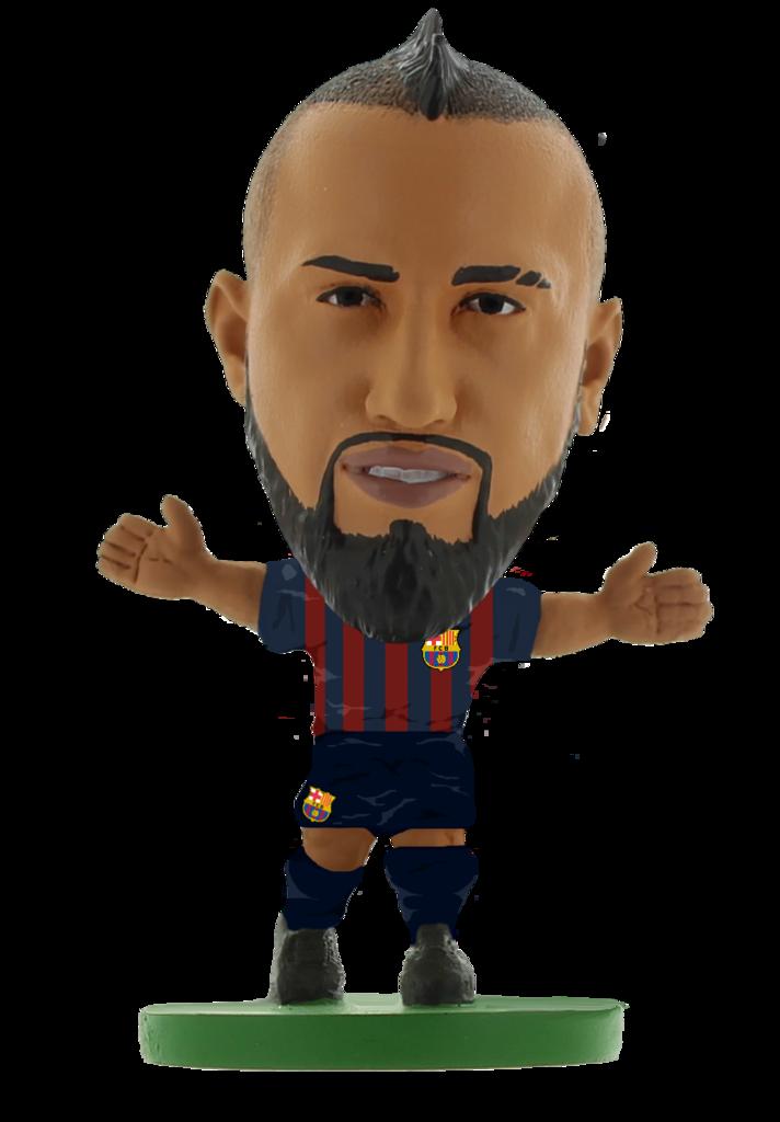 Soccerstarz - Barcelona Arturo Vidal - Home Kit (2020 version)