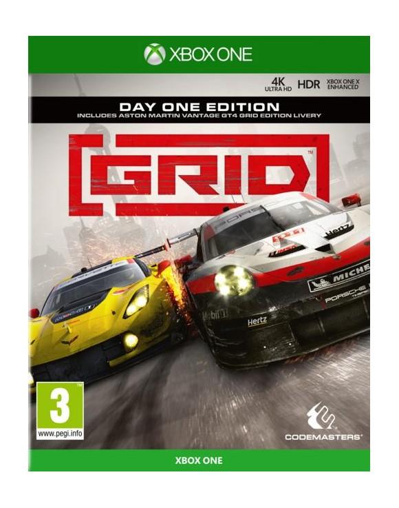 Grid (Day 1 Edition)