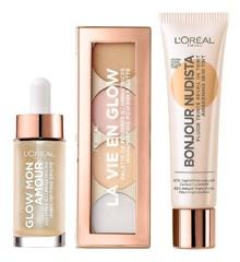 L'Oréal - Woke Up Like This Package - 03 Medium