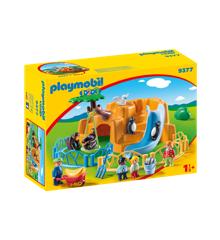 Playmobil - 1.2.3 - Zoo (9377)