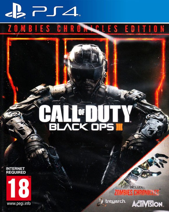 Call of Duty: Black Ops III (3): Zombies Chronicles