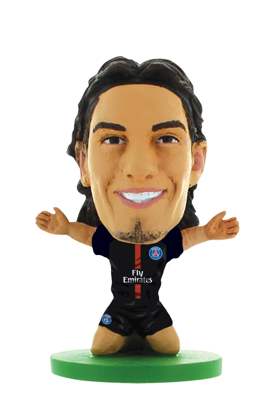 Soccerstarz - Paris St Germain Edinson Cavani - Home Kit (2020 version)