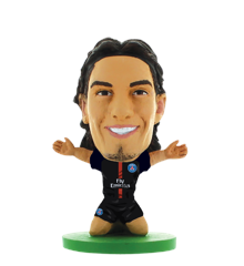 Soccerstarz - Paris St Germain Edinson Cavani - Home Kit (2020 version)