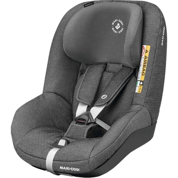 ​Maxi-Cosi - Pearl SMART i-Size Autostol (67-105 cm) - Sparkling Grey