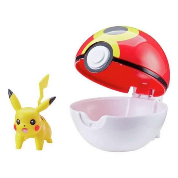 Pokemon - Clip'N Go - Pikachu (5 cm)